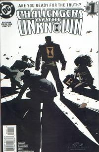 Cover Thumbnail for Challengers of the Unknown (DC, 1997 series) #1