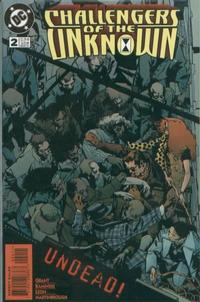Cover Thumbnail for Challengers of the Unknown (DC, 1997 series) #2