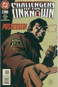 Cover Thumbnail for Challengers of the Unknown (DC, 1997 series) #5