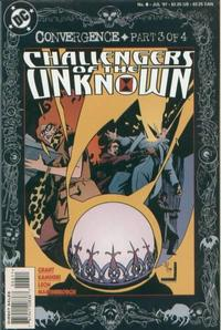 Cover Thumbnail for Challengers of the Unknown (DC, 1997 series) #6