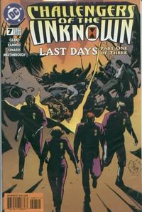 Cover Thumbnail for Challengers of the Unknown (DC, 1997 series) #7