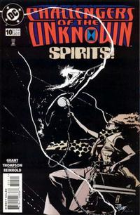 Cover Thumbnail for Challengers of the Unknown (DC, 1997 series) #10