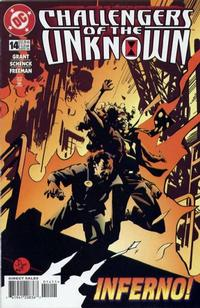 Cover Thumbnail for Challengers of the Unknown (DC, 1997 series) #14