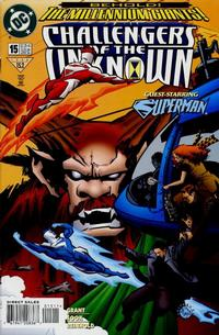 Cover Thumbnail for Challengers of the Unknown (DC, 1997 series) #15