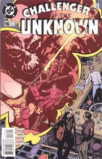 Cover Thumbnail for Challengers of the Unknown (DC, 1997 series) #16