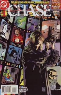 Cover Thumbnail for Chase (DC, 1998 series) #1