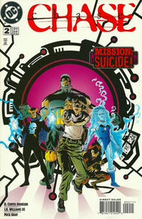 Cover Thumbnail for Chase (DC, 1998 series) #2
