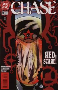 Cover Thumbnail for Chase (DC, 1998 series) #3