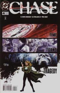 Cover Thumbnail for Chase (DC, 1998 series) #4