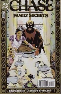 Cover Thumbnail for Chase (DC, 1998 series) #6