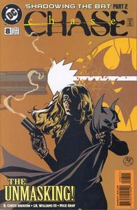 Cover Thumbnail for Chase (DC, 1998 series) #8