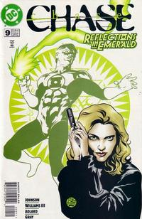 Cover Thumbnail for Chase (DC, 1998 series) #9