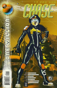Cover Thumbnail for Chase (DC, 1998 series) #1,000,000 [Direct Sales]
