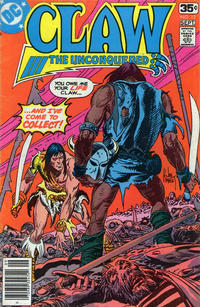 Cover Thumbnail for Claw the Unconquered (DC, 1975 series) #12