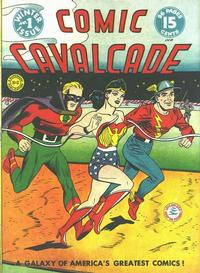 Cover Thumbnail for Comic Cavalcade (DC, 1942 series) #1