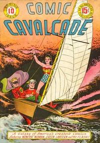 Cover Thumbnail for Comic Cavalcade (DC, 1942 series) #10