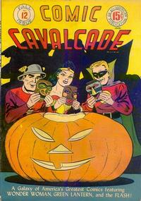 Cover Thumbnail for Comic Cavalcade (DC, 1942 series) #12