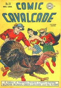 Cover Thumbnail for Comic Cavalcade (DC, 1942 series) #18