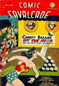 Cover Thumbnail for Comic Cavalcade (DC, 1942 series) #28