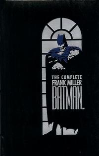 Cover Thumbnail for The Complete Frank Miller Batman (DC, 1989 series) #1