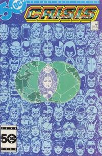 Cover Thumbnail for Crisis on Infinite Earths (DC, 1985 series) #5 [Direct Sales]