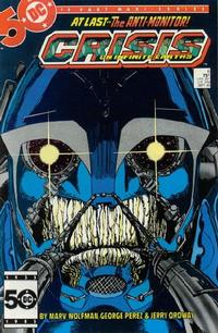 Cover Thumbnail for Crisis on Infinite Earths (DC, 1985 series) #6 [Direct Sales]