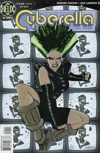 Cover Thumbnail for Cyberella (DC, 1996 series) #1