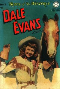 Cover Thumbnail for Dale Evans Comics (DC, 1948 series) #1