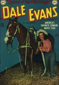 Cover Thumbnail for Dale Evans Comics (DC, 1948 series) #5