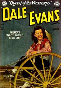 Cover Thumbnail for Dale Evans Comics (DC, 1948 series) #6