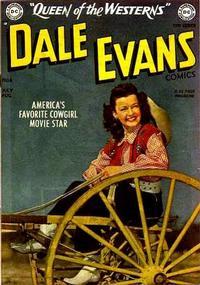 Cover Thumbnail for Dale Evans Comics (DC, 1948 series) #6