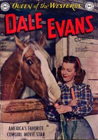 Cover Thumbnail for Dale Evans Comics (DC, 1948 series) #7