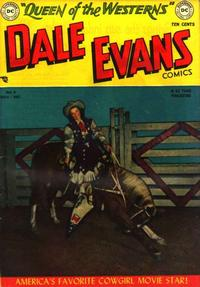 Cover Thumbnail for Dale Evans Comics (DC, 1948 series) #8