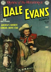 Cover Thumbnail for Dale Evans Comics (DC, 1948 series) #9