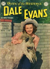 Cover Thumbnail for Dale Evans Comics (DC, 1948 series) #11