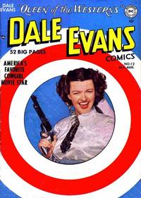 Cover Thumbnail for Dale Evans Comics (DC, 1948 series) #12