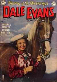 Cover Thumbnail for Dale Evans Comics (DC, 1948 series) #13