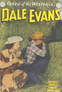 Cover Thumbnail for Dale Evans Comics (DC, 1948 series) #14