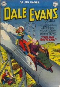 Cover Thumbnail for Dale Evans Comics (DC, 1948 series) #15