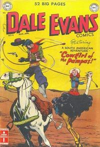 Cover Thumbnail for Dale Evans Comics (DC, 1948 series) #16