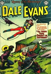 Cover for Dale Evans Comics (DC, 1948 series) #17