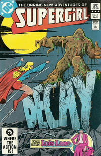 Cover Thumbnail for The Daring New Adventures of Supergirl (DC, 1982 series) #3 [Direct]