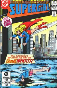 Cover Thumbnail for The Daring New Adventures of Supergirl (DC, 1982 series) #4 [Direct]