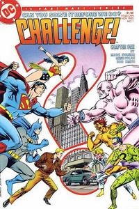 Cover Thumbnail for DC Challenge (DC, 1985 series) #1