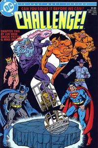 Cover Thumbnail for DC Challenge (DC, 1985 series) #2