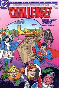 Cover Thumbnail for DC Challenge (DC, 1985 series) #4