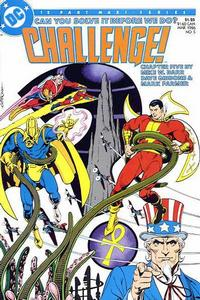 Cover Thumbnail for DC Challenge (DC, 1985 series) #5