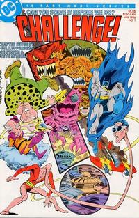 Cover Thumbnail for DC Challenge (DC, 1985 series) #7