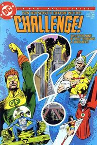Cover Thumbnail for DC Challenge (DC, 1985 series) #9