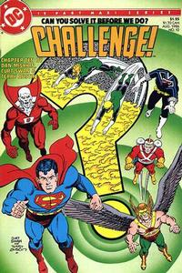 Cover Thumbnail for DC Challenge (DC, 1985 series) #10